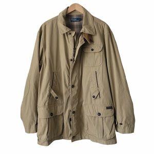 Polo by Ralph Lauren Men's Khaki Field Jacket L
